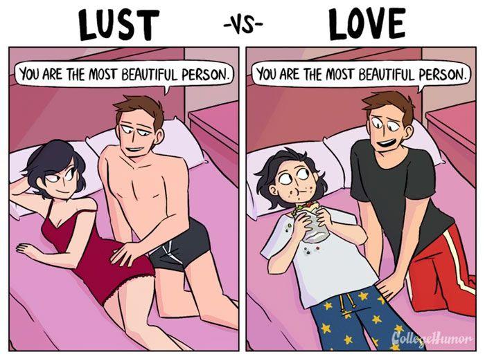 Ганц шөнийн хайр ба Насан туршийн хайрын ялгаа