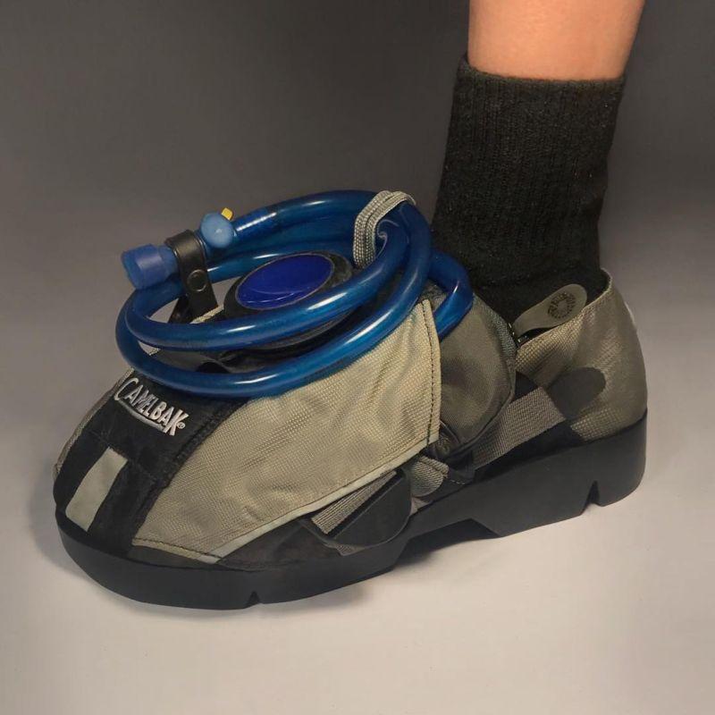 Гарт тааралдсан зүйлээрээ гутал хийвэл